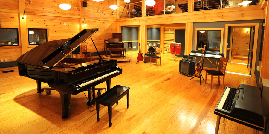 There Is Simply No Substitute For The Unique Reflective Ambience Of A  Large, Expertly Designed Live Room When Recording Grand Piano, Drum Kit, ...